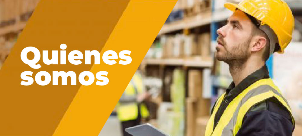 Somos una empresa de servicios logísticos en Colombia