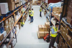 Optimizar el picking en la cadena logística