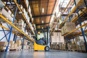 Cómo mejorar la eficiencia dentro de tu almacén logístico