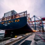 Transporte de mercancía marítimo